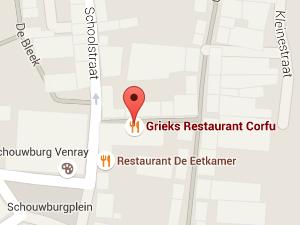 Corfu Google Maps
